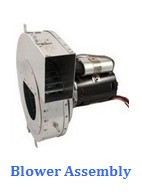 Small squirrel cage fans and centrifugal blowers driven by h shaded pole and PSC 3.3 motors