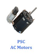 permanent split capacitor motor, psc motors, NEMA 3.3 48 56, air purifier fan motor