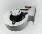 AC Centrifugal Fans - PSC motor driven
