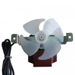 AC refrigerator fan motor 2