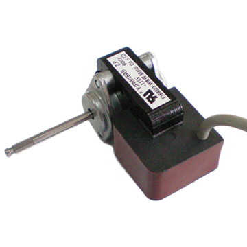 YJF48 c-frame shaded pole motor 1
