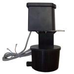 central conditioner condensate pump 2
